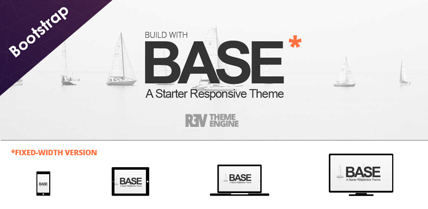 Demo Base Theme - Fixed-Width