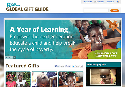 World Concern Global Gift Guide