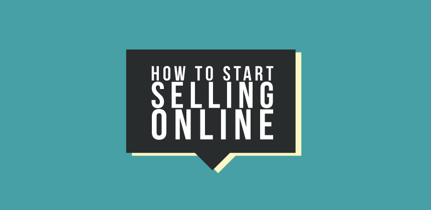 How To Sell Online - Infographic